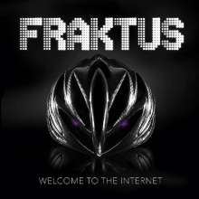 Fraktus: Welcome To The Internet, CD