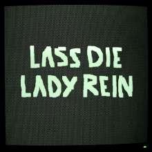 Almut Klotz & Reverend Dabeler: Lass die Lady rein, 1 LP und 1 CD