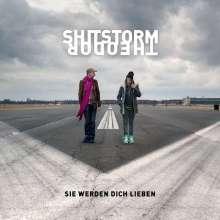 Theodor Shitstorm: Sie werden dich lieben, CD