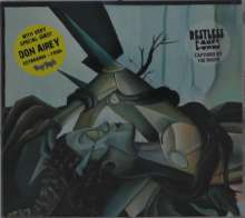 Restless Bones: Captured By The Roots, CD