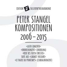 Kompositionen 2006-2015, CD