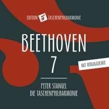 """Ludwig van Beethoven (1770-1827): Symphonie Nr.7 (in der Bearbeitung für die """"taschenphilharmonie""""), CD"""