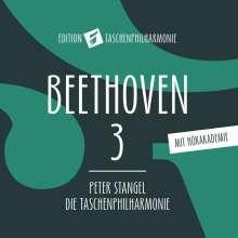 """Ludwig van Beethoven (1770-1827): Symphonie Nr.3 (in der Bearbeitung für die """"taschenphilharmonie""""), CD"""