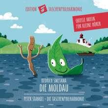 Große Klassik für kleine Hörer - Taschenphilharmonie: Smetana (Die Moldau), CD