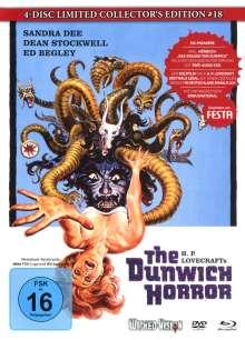 The Dunwich Horror (Blu-ray & DVD & CD im Mediabook), Blu-ray Disc