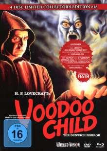 Voodoo Child (The Dunwich Horror) (Blu-ray & DVD & CD im Mediabook), Blu-ray Disc