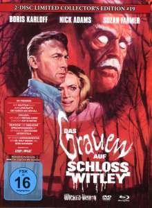 Das Grauen auf Schloss Witley (Blu-ray & DVD im Mediabook), Blu-ray Disc