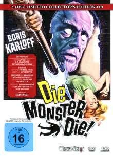 Das Grauen auf Schloss Witley (Blu-ray & DVD im Mediabook), 2 Blu-ray Discs
