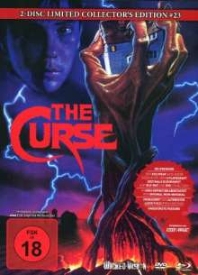 The Curse (Blu-ray & DVD im Mediabook), 2 Blu-ray Discs