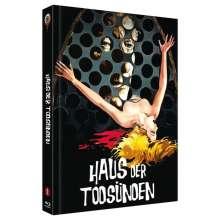 Haus der Todsünden (Blu-ray & DVD im Mediabook), 1 Blu-ray Disc und 1 DVD