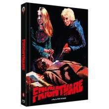 Frightmare (Blu-ray & DVD im Mediabook), 1 Blu-ray Disc und 1 DVD