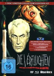 Die Verfluchten - Der Untergang des Hauses Usher (Blu-ray & DVD im Mediabook), 2 Blu-ray Discs