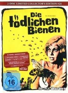 Die tödlichen Bienen (Blu-ray & DVD im Mediabook), 2 Blu-ray Discs