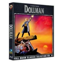 Dollman - Der Space Cop (Blu-ray), Blu-ray Disc