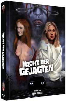 Nacht der Gejagten (Blu-ray & DVD im Mediabook), 2 Blu-ray Discs