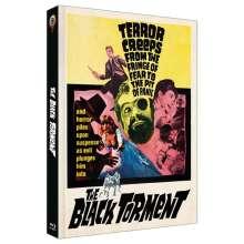 Das Grauen auf Black Torment (Blu-ray & DVD im Mediabook), 1 Blu-ray Disc und 1 DVD