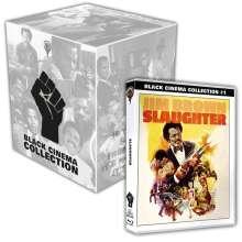 Slaughter (Black Cinema Collection) (mit Sammelschuber) (Blu-ray & DVD), 1 Blu-ray Disc und 1 DVD