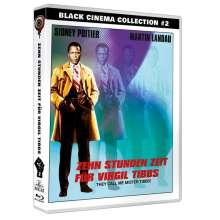 Zehn Stunden Zeit für Virgil Tibbs (Black Cinema Collection) (Blu-ray & DVD), 1 Blu-ray Disc und 1 DVD