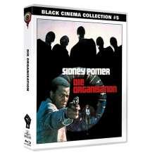 Die Organisation (Black Cinema Collection) (Blu-ray & DVD), 1 Blu-ray Disc und 1 DVD