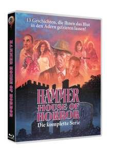 Hammer House of Horror (Komplette Serie) (Blu-ray), 3 Blu-ray Discs