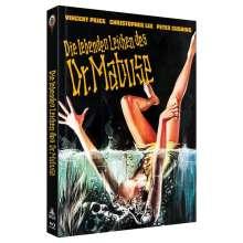 Scream and Scream Again - Die lebenden Leichen des Dr. Mabuse (Blu-raya & DVD im Mediabook), 1 Blu-ray Disc und 1 DVD