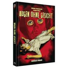 Augen ohne Gesicht (Blu-ray & DVD im Mediabook), 1 Blu-ray Disc und 1 DVD