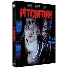 Pitchfork (Blu-ray & DVD im Mediabook), Blu-ray Disc