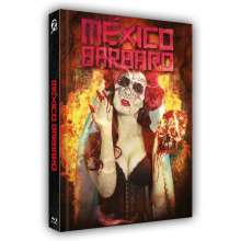 México Bárbaro (Blu-ray & DVD im Mediabook), Blu-ray Disc