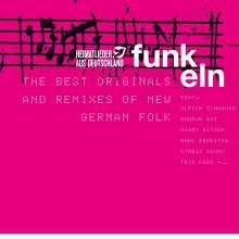 Heimatlieder aus Deutschland - Funkeln, CD