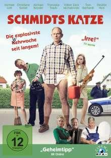 Schmidts Katze, DVD