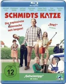 Schmidts Katze (Blu-ray), Blu-ray Disc