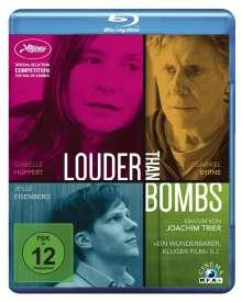 Louder Than Bombs (Blu-ray), Blu-ray Disc