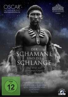 Der Schamane und die Schlange (OmU), DVD