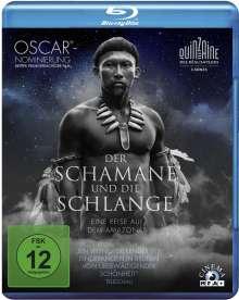 Der Schamane und die Schlange (OmU) (Blu-ray), Blu-ray Disc