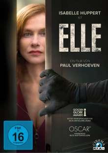 Elle, DVD