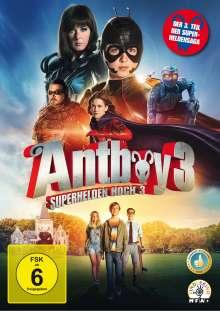 Antboy 3 - Superhelden hoch 3, DVD
