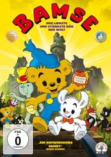 BAMSE - Der liebste und stärkste Bär der Welt, DVD