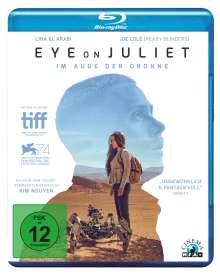 Eye on Juliet (Blu-ray), Blu-ray Disc
