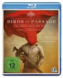 Birds of Passage - Das grüne Gold der Wayuu (Blu-ray), Blu-ray Disc