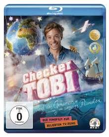 Checker Tobi und das Geheimnis unseres Planeten (Blu-ray), Blu-ray Disc