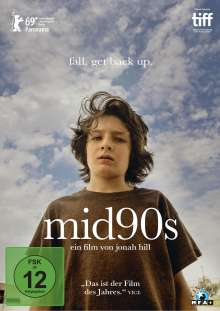 mid90s, DVD