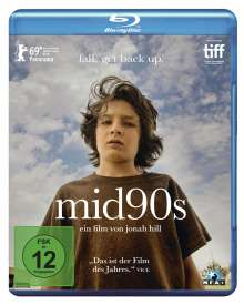 mid90s (Blu-ray), Blu-ray Disc