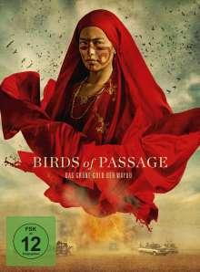 Birds of Passage - Das grüne Gold der Wayuu (Blu-ray & DVD im Mediabook), 2 Blu-ray Discs