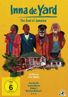 Inna de Yard - The Soul of Jamaica (OmU), DVD