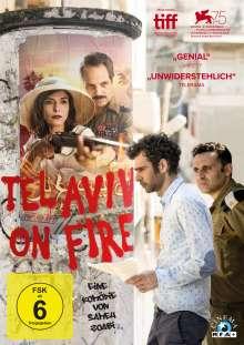 Tel Aviv on Fire, DVD
