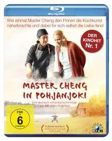 Master Cheng in Pohjanjoki (Blu-ray), Blu-ray Disc