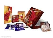Andrea Berg: Seelenbeben (Geschenk-Edition) (Limitierte Fanbox), 3 CDs, 1 DVD und 1 Merchandise