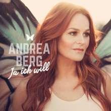 Andrea Berg: Ja ich will, Maxi-CD
