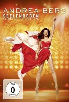 Andrea Berg: Seelenbeben (Heimspiel Edition Live), DVD