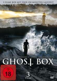Ghost Box (3 Filme), DVD